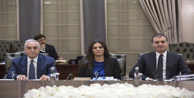 Bakan Fakıbaba Bakanlar Kurulu toplantısına katıldı.