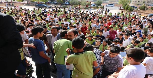 Başkan Çiftçi, Öğrencilerle Buluştu
