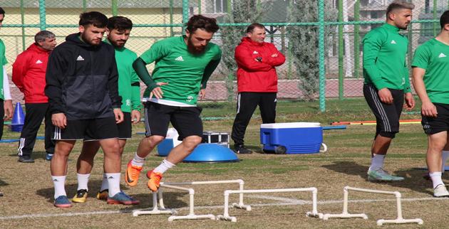 Şanlıurfaspor Hacettepe'ye hazırlanıyor