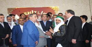 Şanlıurfa'daki tatsız olay barışla sonuçlandı