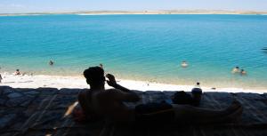 Urfa Göl Suları Antalya Sahillerini Aratmadı