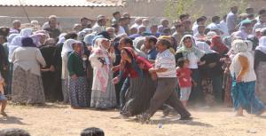 Vinç Kazasında Vefat Eden 4 Kişi Urfa'da Toprağa Verildi