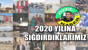Şanlıurfa'da 2020 yılında yaşanan önemli gelişmeler