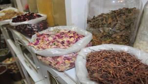 Urfa'da bitki çaylarına rağbet arttı