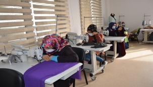 Büyükşehir Engelli bireylere 28 ayrı branşta eğitim veriyor