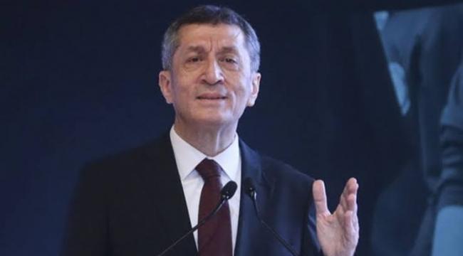 Milli Eğitim Bakanı Selçuk'tan son dakika yüz yüze eğitim mesajı