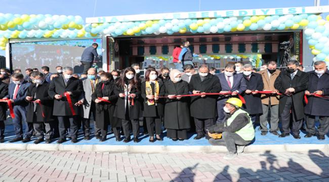 Haliliye Belediyesi'nden iki büyük proje