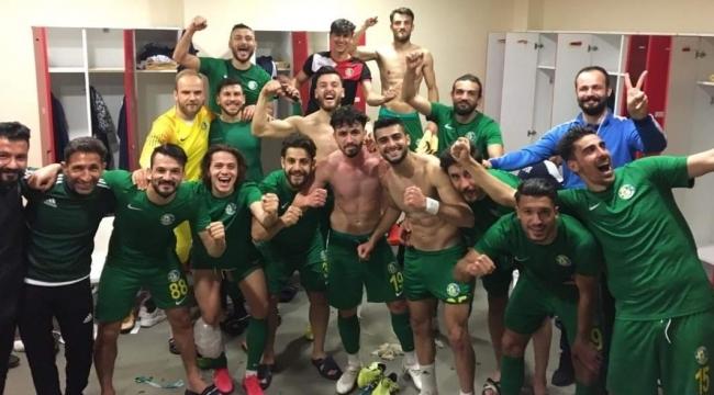 Kahramanmaraşspor 1- 3 Şanlıurfaspor