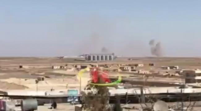 Şanlıurfa sınırında patlama: yaralılar var!