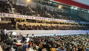 AK Parti MKYK listesinde Şanlıurfalı isimlerde yer aldı