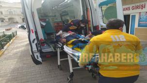 Şanlıurfa'da trafik kazası, 1 ölü, 6 yaralı