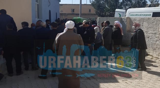 Şanlıurfa'da kazada hayatını kaybeden 5 kişi defin edildi