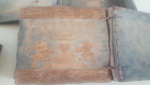 Şanlıurfa'da  tarihi eser operasyonu