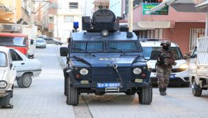 Urfa'da şafak operasyonu, 27 gözaltı