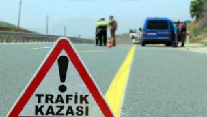 Siverek'te araç köprüden uçtu: 5 ölü