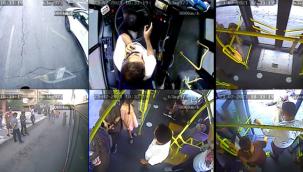 Şanlıurfa'da Otobüste Fenalaşan Vatandaş Hastaneye Ulaştırıldı