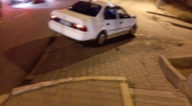 """Urfa""""da trafik kazası"""