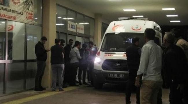 """Urfa""""da trafik kazası, 1 ölü"""