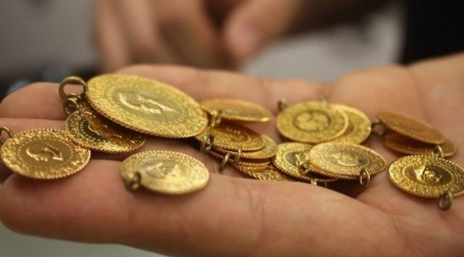 Altın fiyatları inişli çıkışlı