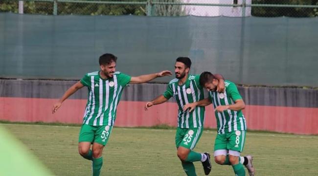 Karaköprü Belediyespor 1-1 Orduspor 1967