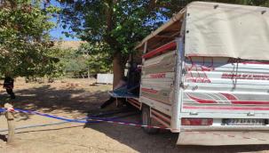 Urfa'da seyyar satıcının feci ölümü