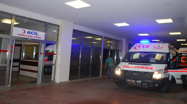 Urfa'da TIR ile otomobil çarpıştı,1 ölü