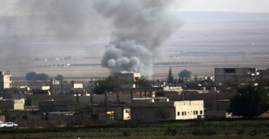 Suriye Ve Irak'taki Hedeflere Saldırı
